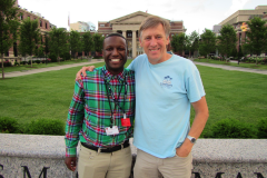 Randall Proctor at Harvard Medical School Internship - Summer 2015