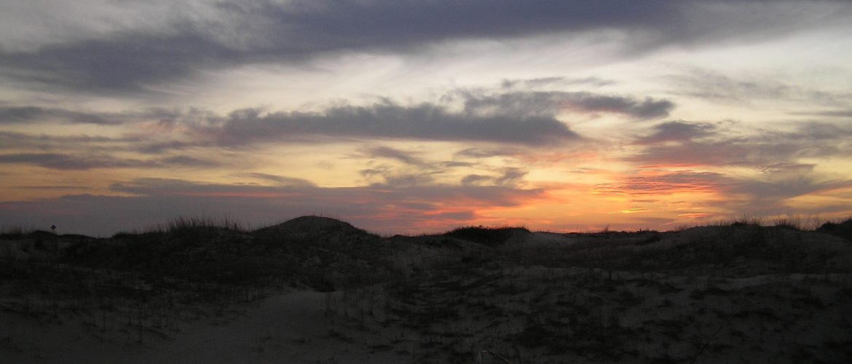 Monahans sunset - Doug